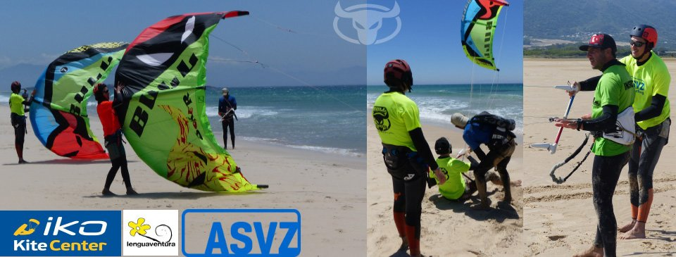 Bull Tarifa Kite School