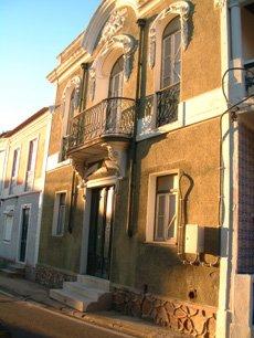 Antigo Teatro da Vila de Cabeção