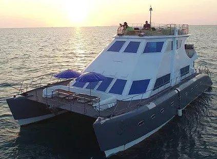 Stimulus Yacht Charter Pattaya