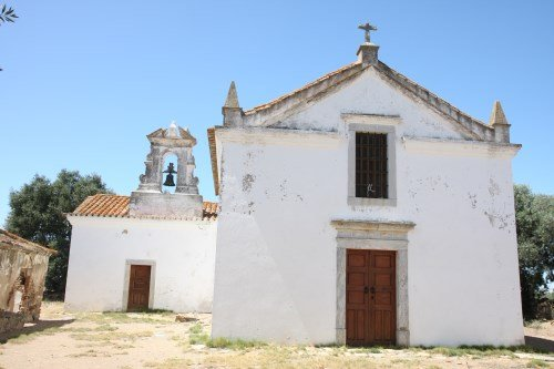 Igreja de Sao Miguel de Castro Verde