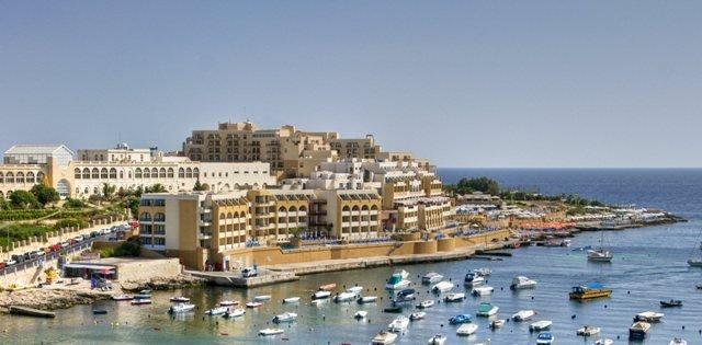 Marina Hotel Corinthia Beach Resort