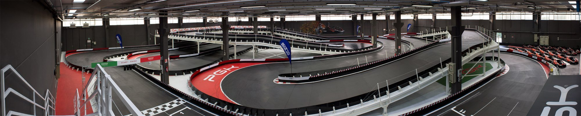 Pgkart Indoor