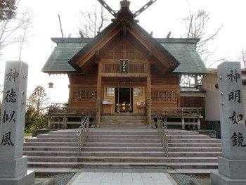 Sorachi Shrine