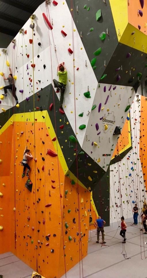 Rocksport Indoor Climbing Facility And Outdoor Guiding Service