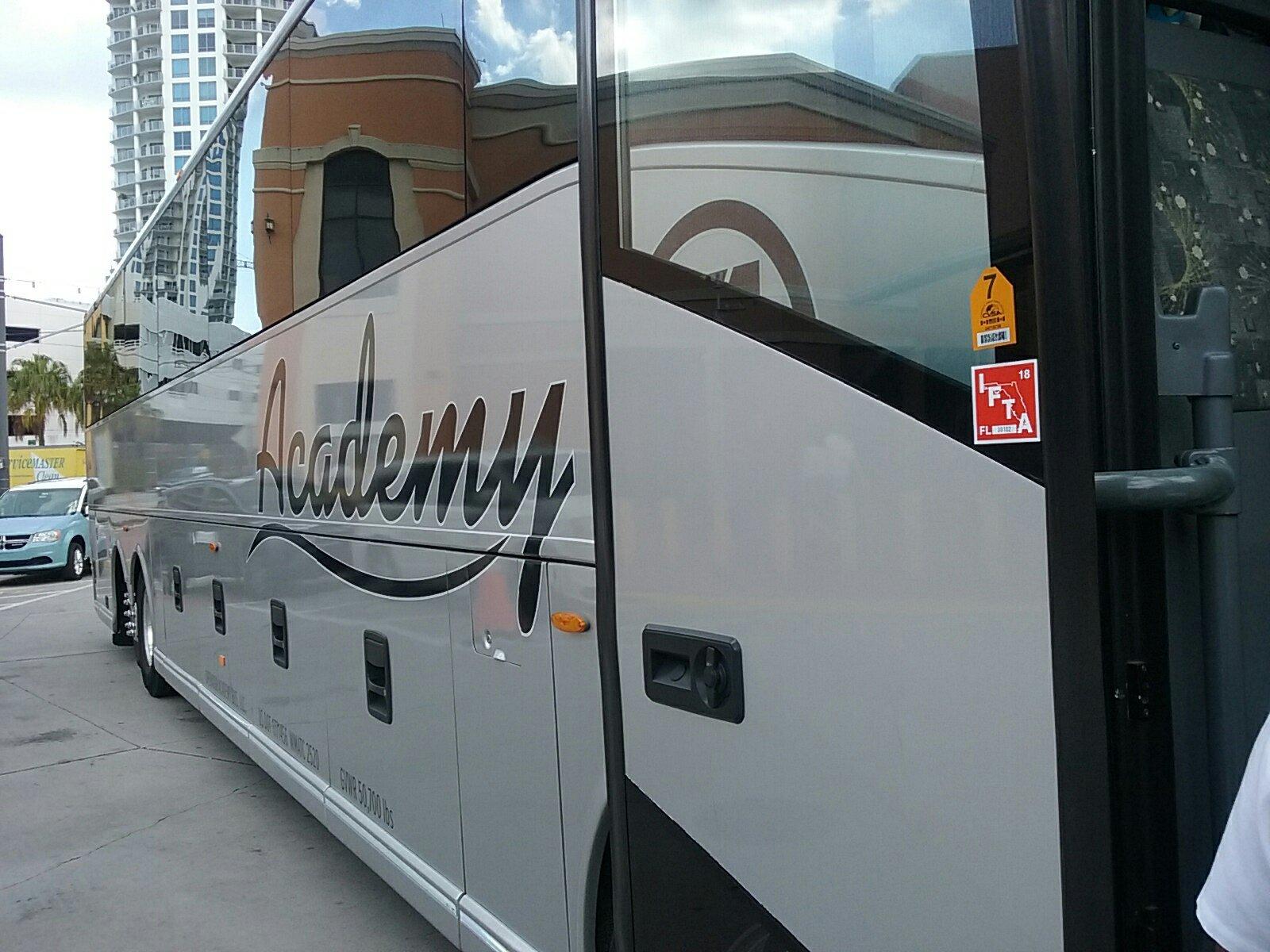 Tampa Bay Terminal 2. Tampa skies as we head back to Ft. Lauderdale.