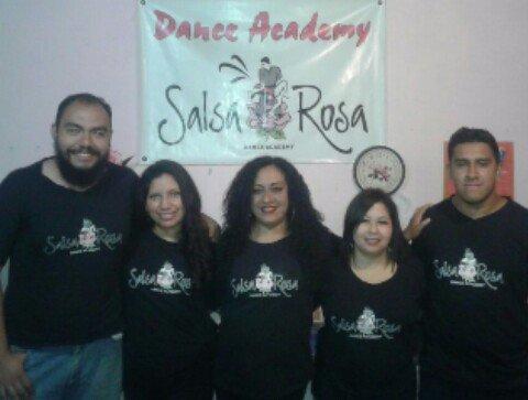 Salsa Rosa Dance Academy