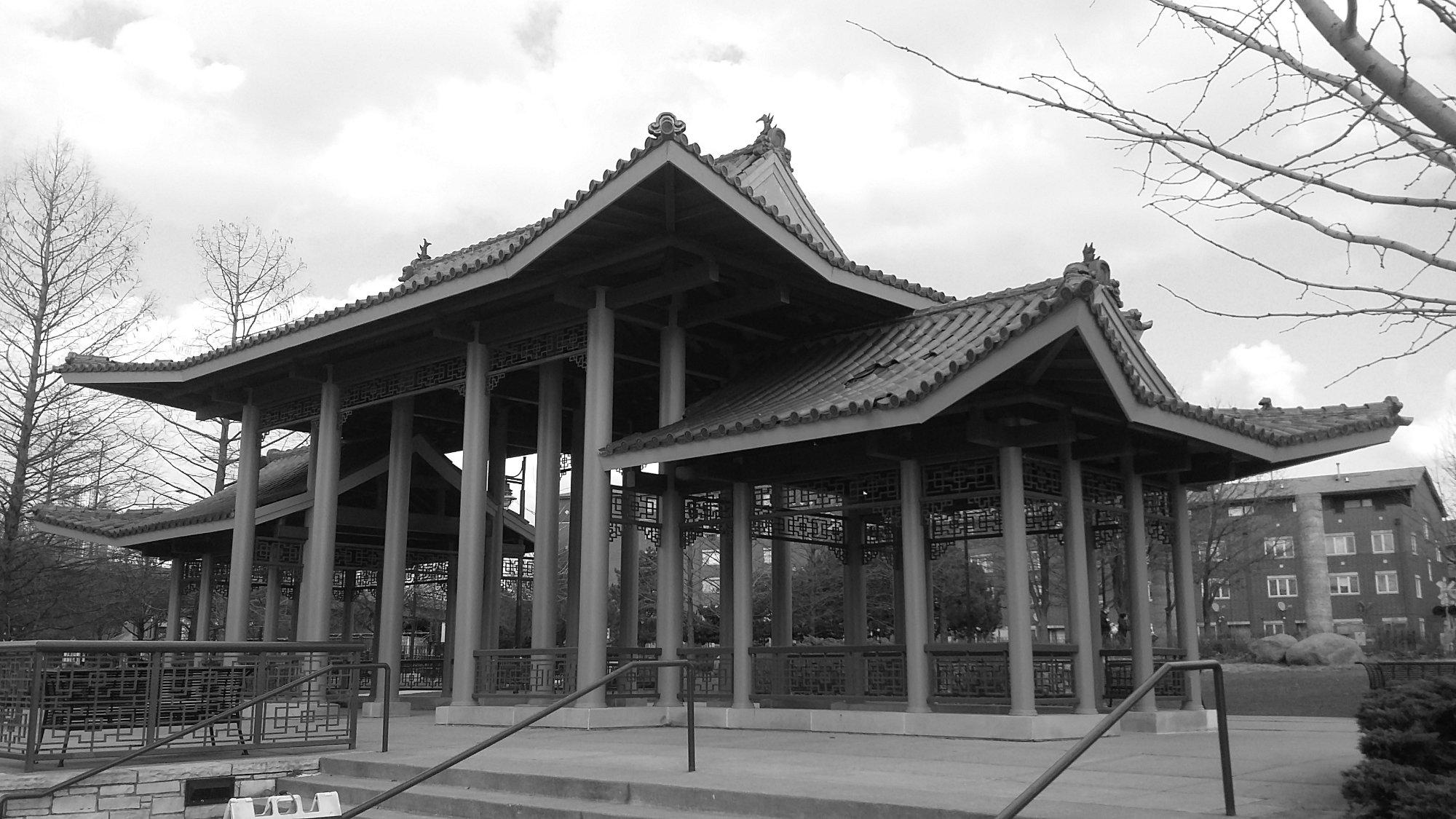 Pagoda - River Taxi China Town