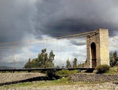 Puente Colgante San Miguel