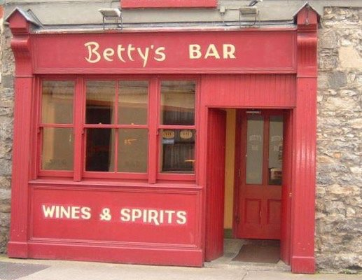 Betty's Bar