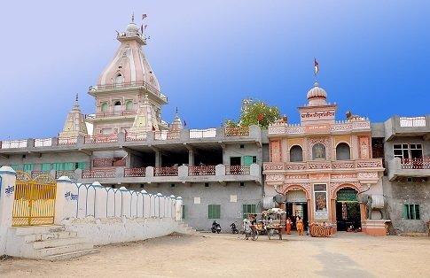 Maiser Khana Temple
