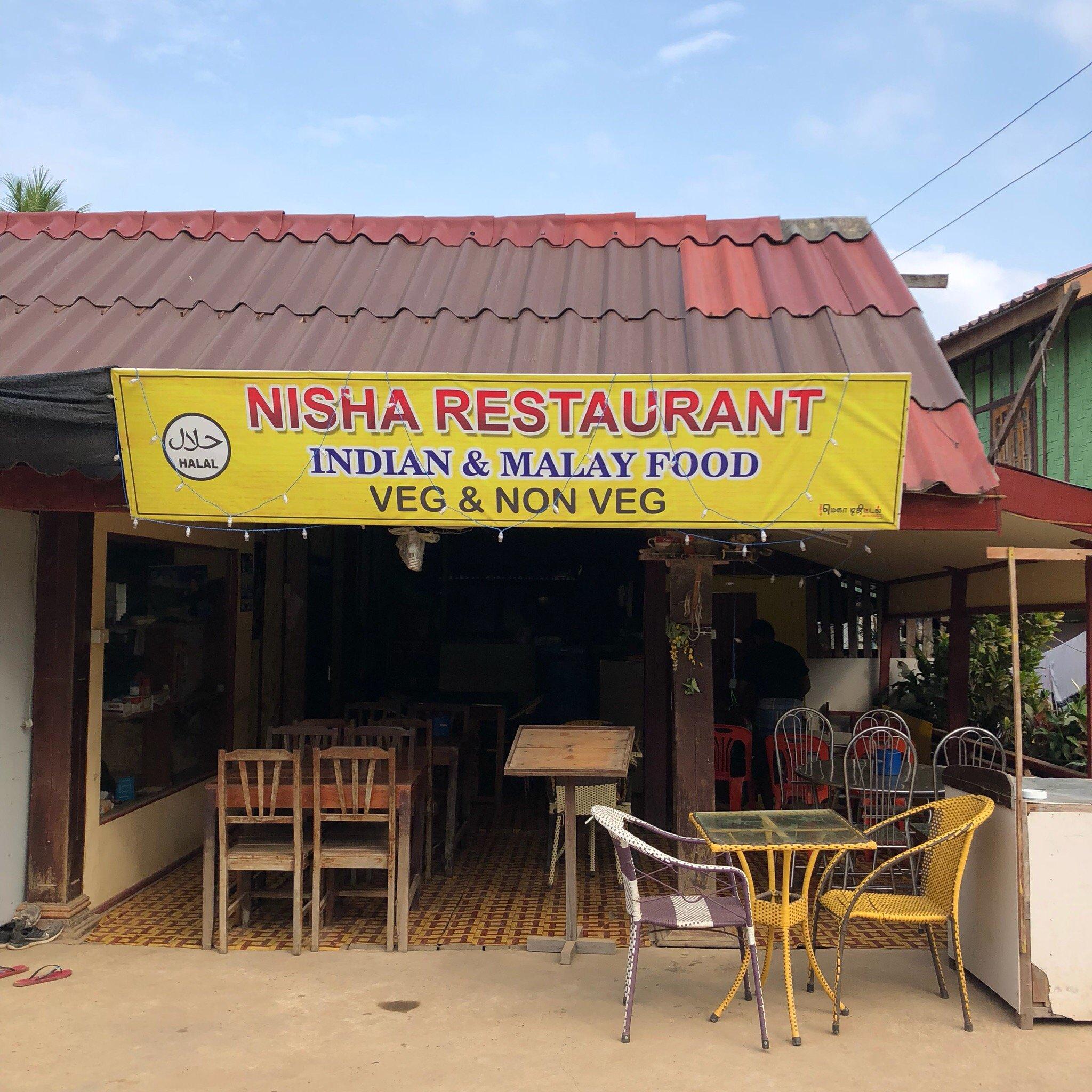 Nisha Indian Food