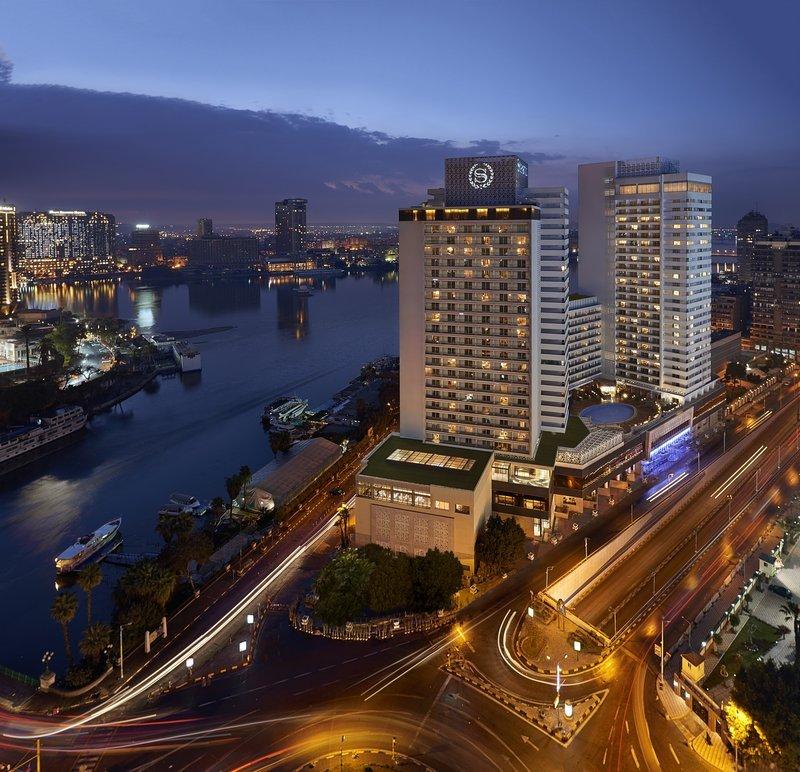 シェラトン カイロ ホテル、タワーズ アンド カジノ