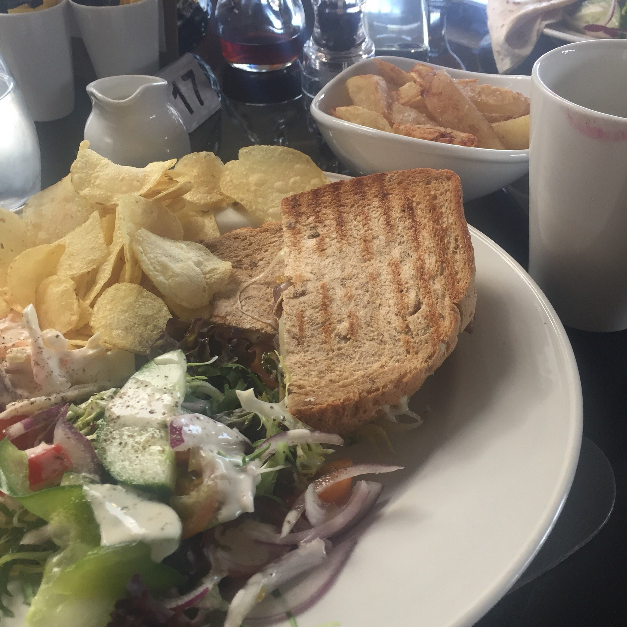 The Greenhouse Restaurant at Lanchester Garden Centre | Lanchester Garden Centre, Bargate Bank, Lanchester DH7 0SS | +44 1207 521669