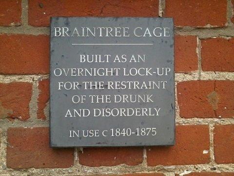 Braintree Cage