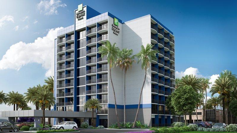Holiday Inn Express & Suites Santa Ana - Orange County