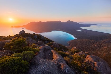 Tasmanian Walking