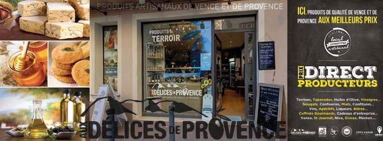 Aux Délices de Provence