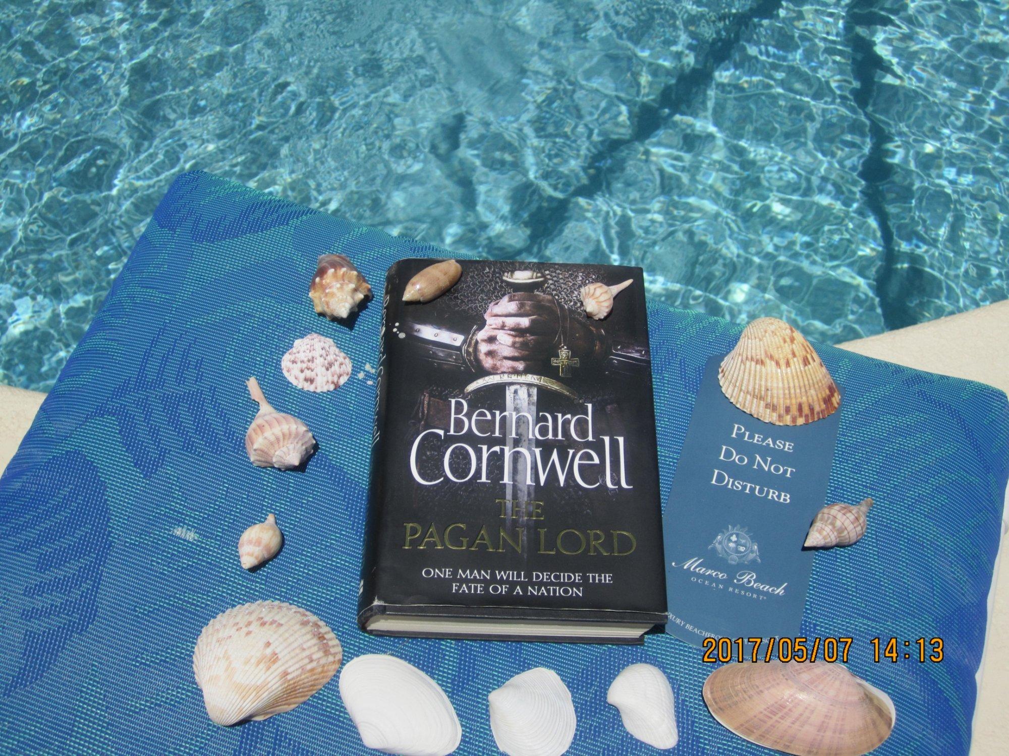 Reading & swimming