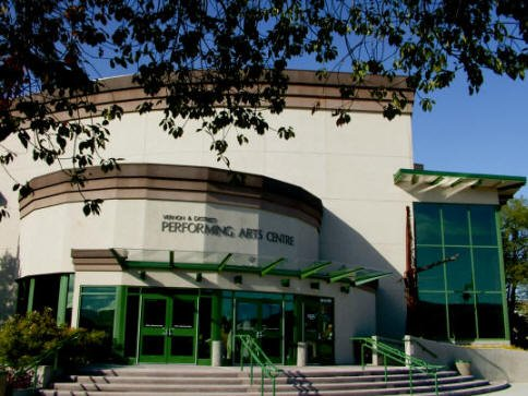 Vernon & District Performing Arts Centre