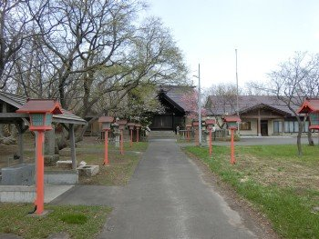 Ishikari Hachiman Shrine