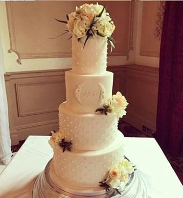 Classy Cakes at Sweet Rose Cakery