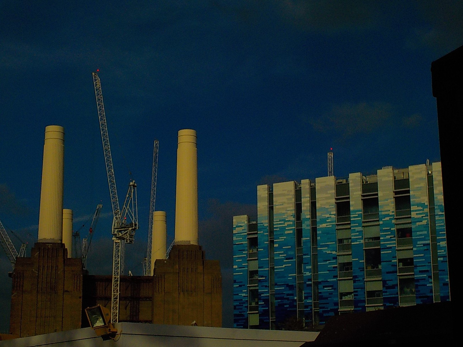 central power station 1