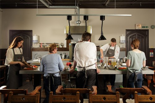 Blackfriars Cookery School
