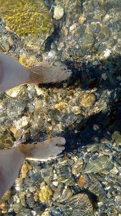 agua de Cadaqués!
