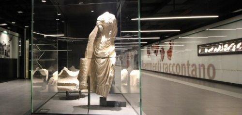 Stazione-Museo San Giovanni (Metro C)