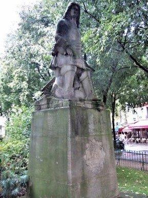 Statue de Vauban