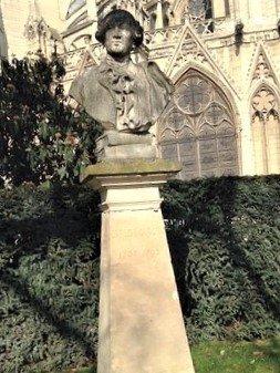 Buste de Carlo Goldoni