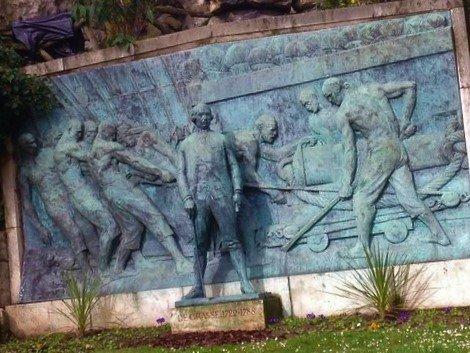 Monument a l'Amiral De Grasse