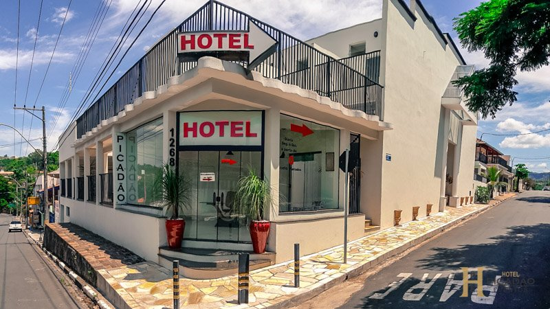 Hotel Pousada Picadao