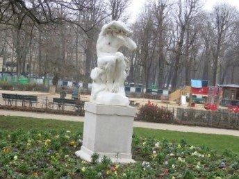 Statue de Cain