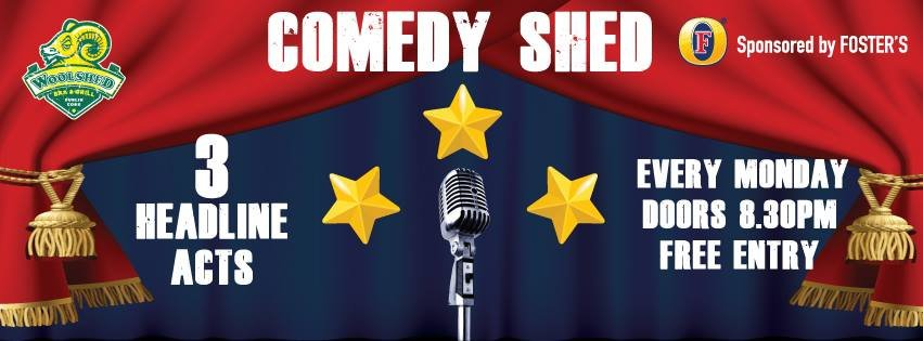 The Comedy Shed Dublin