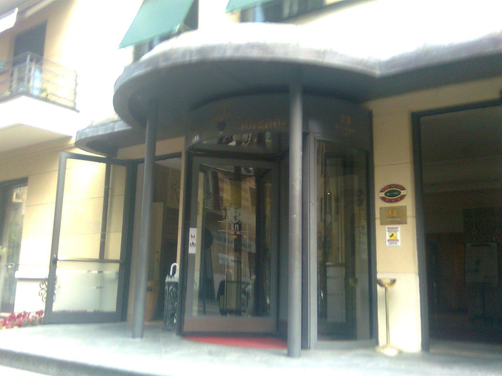 Santa Margherita Ligure (Ge): Entrata Hotel Jolanda