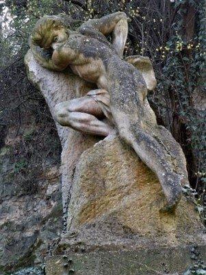 Sculpture Le Gouffre