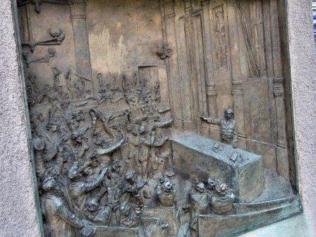 Statue de Jules Simon