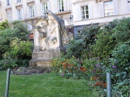 Monument à César Franck