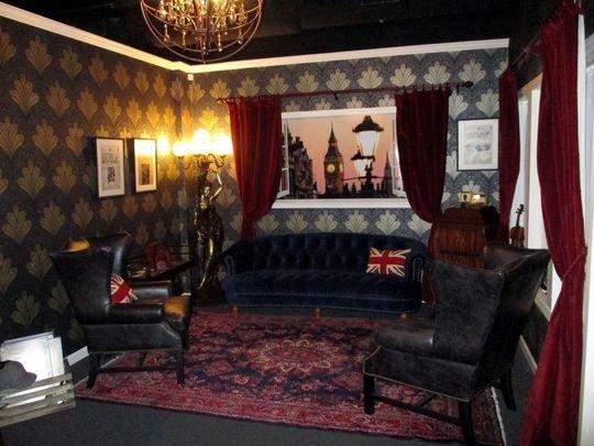Solve It Sherlock Escape Room