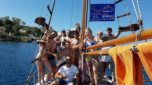 Escursioni Team Shark Lanzafame