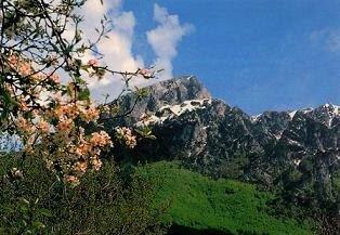 Sentiero H3 Villetta Barrea - Prati del Mulino