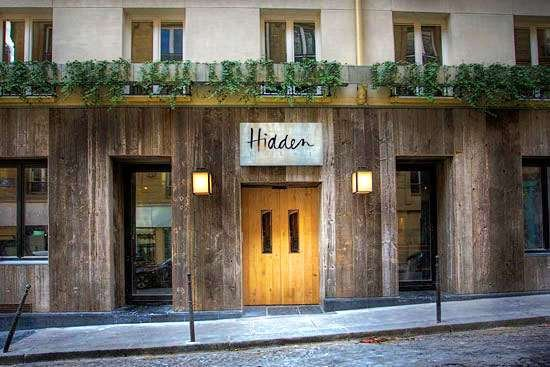 Hidden Hotel