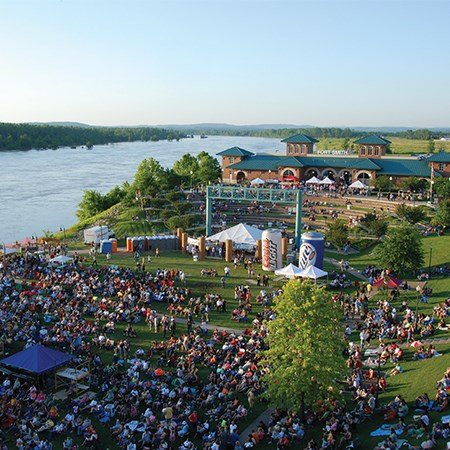Riverfront Park Events Building