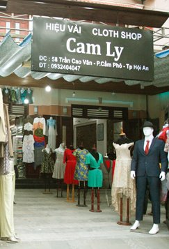Cam Ly Tailor