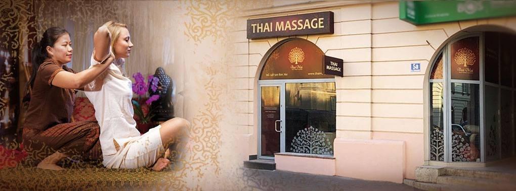 Thai Mai - Salon Masazu Tajskiego