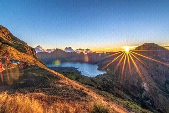 Rinjani Volcano Adventure