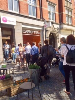 The best Ice-cream shop in Malmö