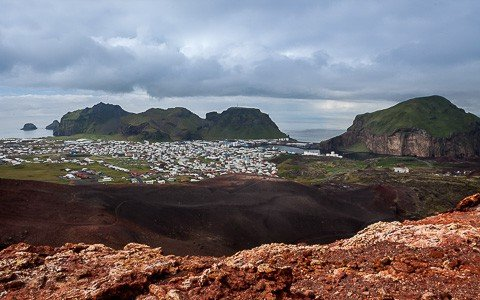 Booking Westman Islands