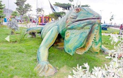 Parque Tematico Armando Reveron